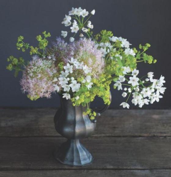 The Flower Recipe Book Arrangement