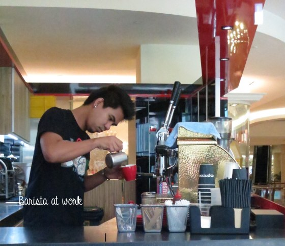 Espresso Lab 2