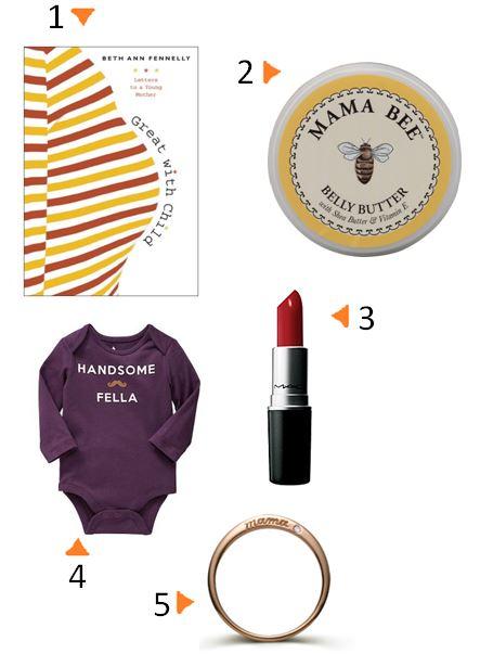 Gift Guide - Pregnant Women