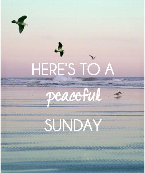 Peaceful Sunday