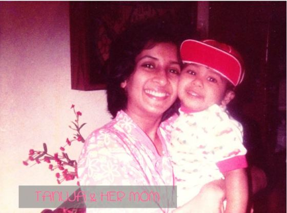 Tanuja & Her Mom
