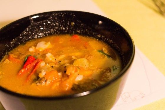 4 - sicilian fish soup