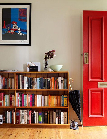 red-door