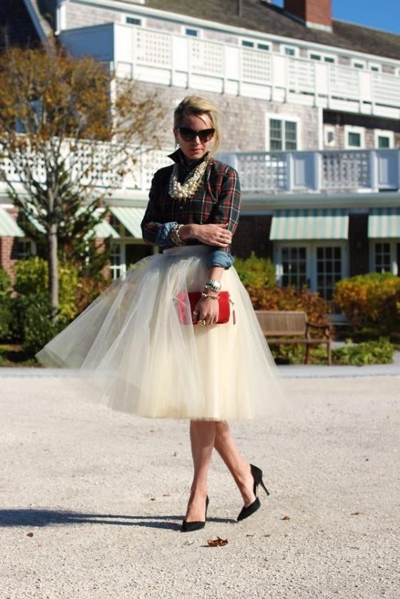 tulle skirts3