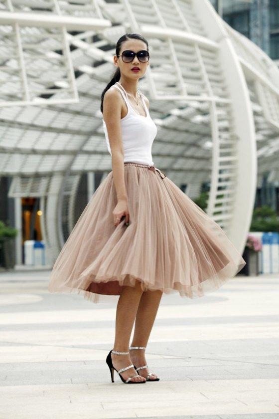 tulle skirts4