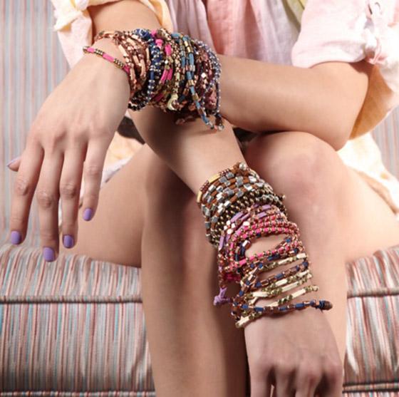 stacked-bracelets