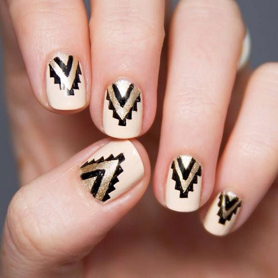 geometric-nail-art