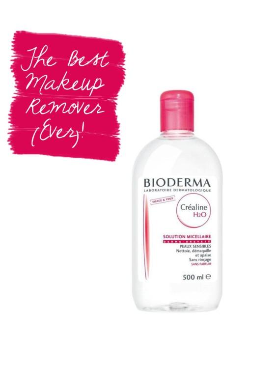 bioderma sensibio h20 makeup remover