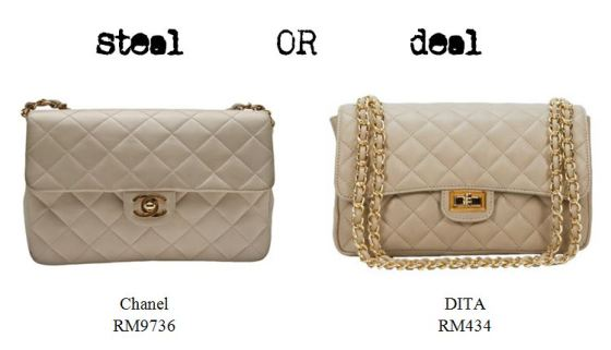 Chanel Vs Dita