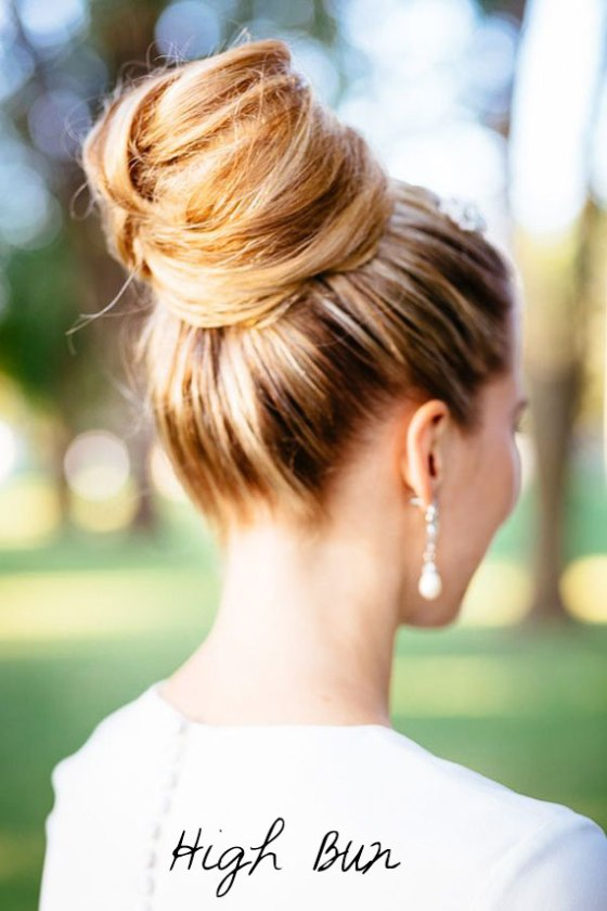 Big-High-Bun