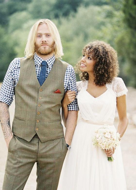 bohemian wedding1